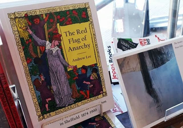 Red Flag of Anarchy by Andrew Lee