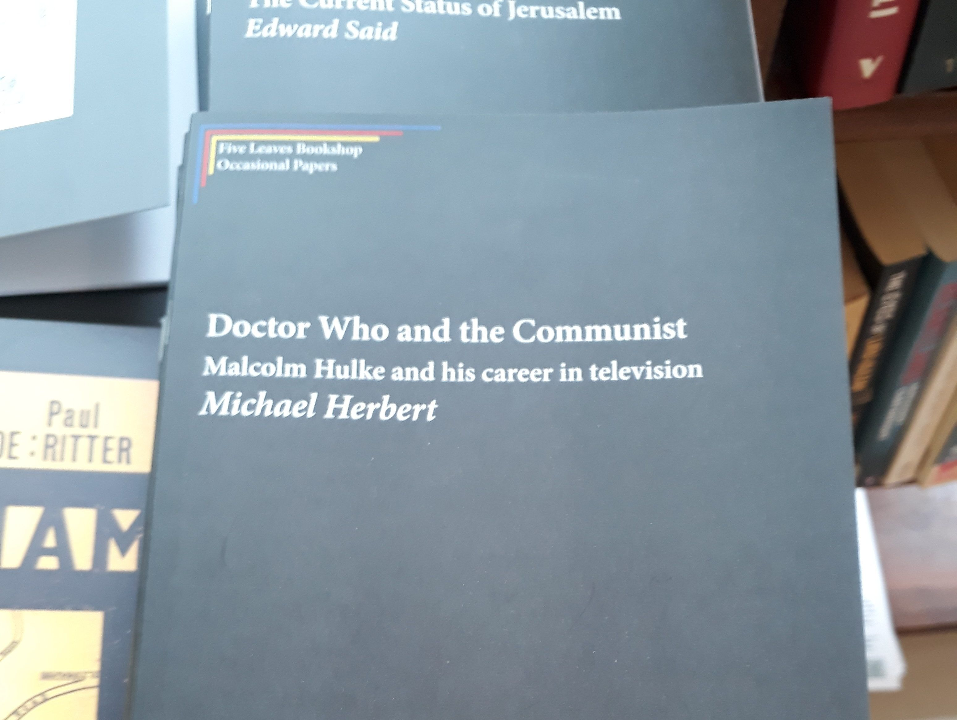 Doctor Who and the Communist